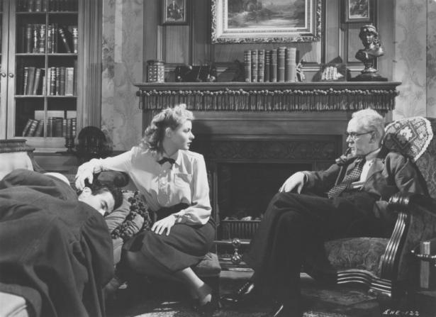 Ingrid Bergman, Gregory Peck, Michael Chekhov