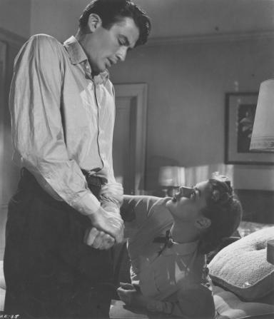 Ingrid Bergman, Gregory Peck