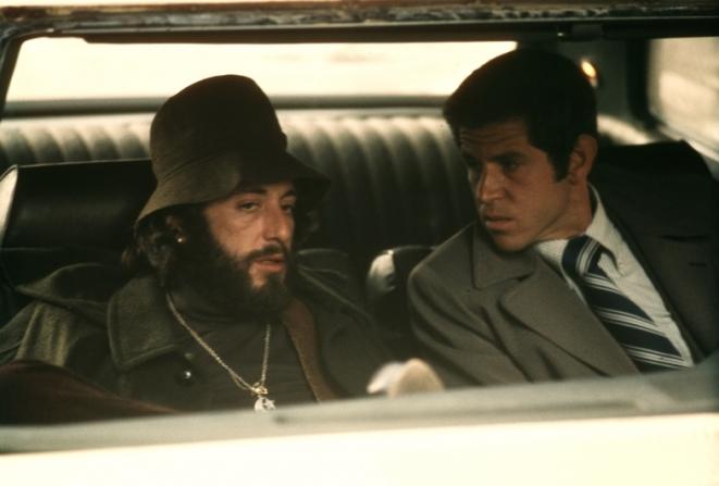 Al Pacino, Tony Roberts