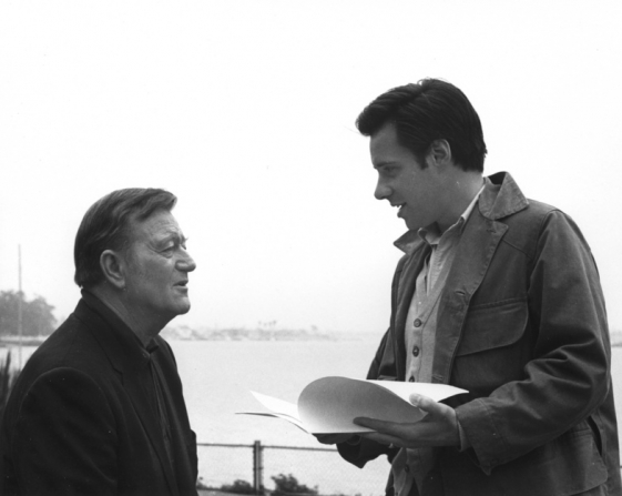 John Wayne, Peter Bogdanovich