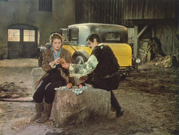 Ingrid Bergman, Omar Sharif