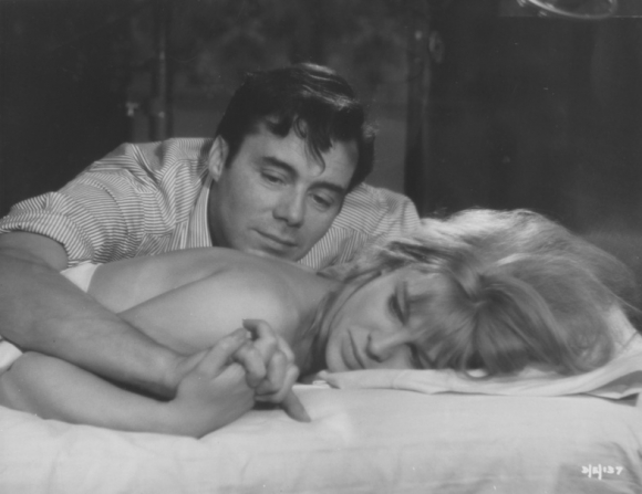 Dirk Bogarde, Julie Christie
