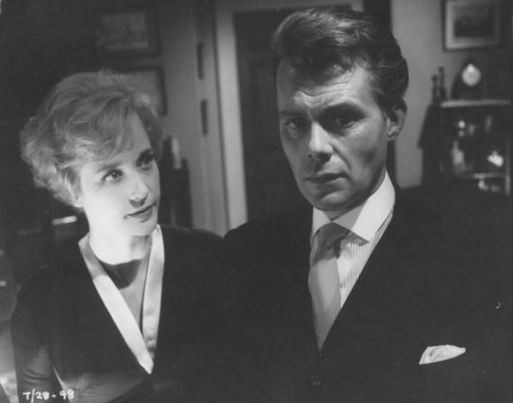 Sylvia Syms, Dirk Bogarde