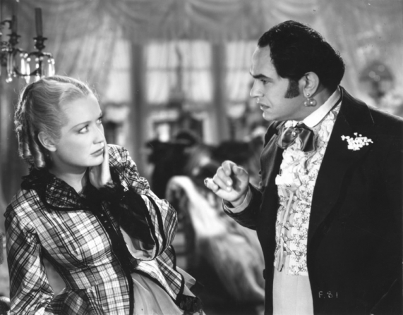 Miriam Hopkins, Edward G. Robinson