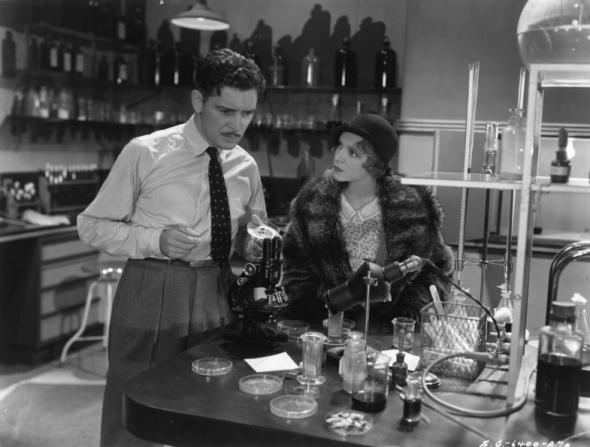 Ronald Colman, Helen Hayes