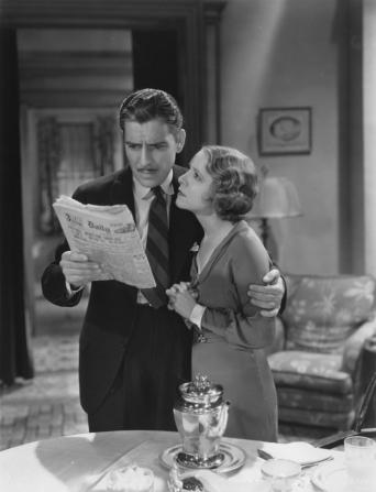 Helen Hayes, Ronald Colman