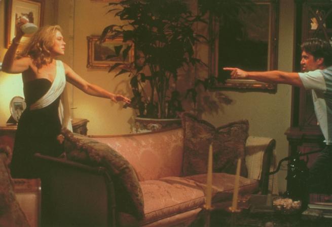 Kathleen Turner, Michael Douglas
