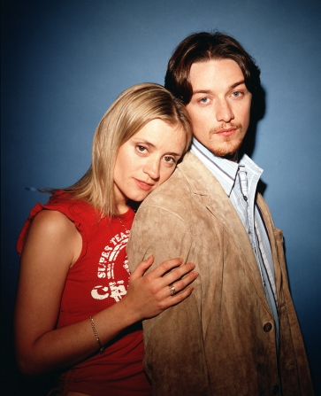 Ann Marie Duff, James McAvoy