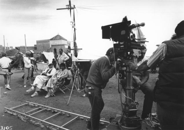 Warren Beatty, Dustin Hoffman