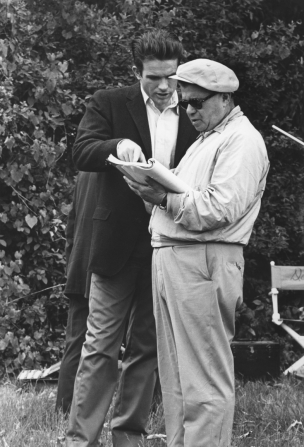 Warren Beatty, Robert Rossen