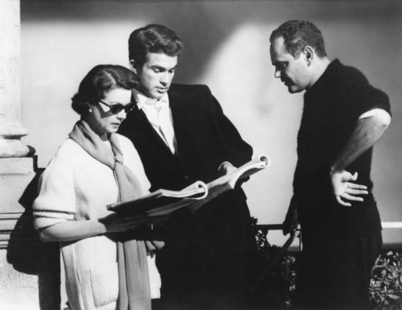 Vivien Leigh, Warren Beatty
