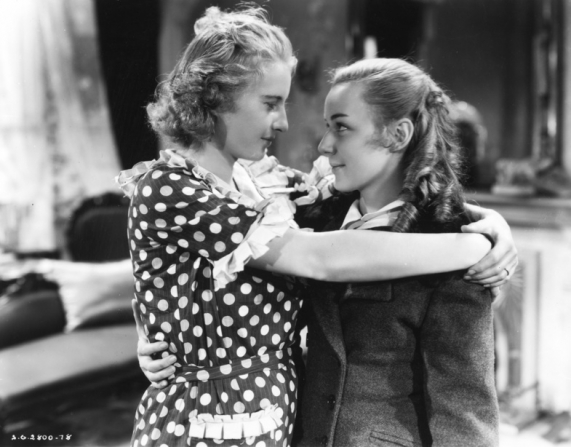 Anne Shirley, Barbara Stanwyck