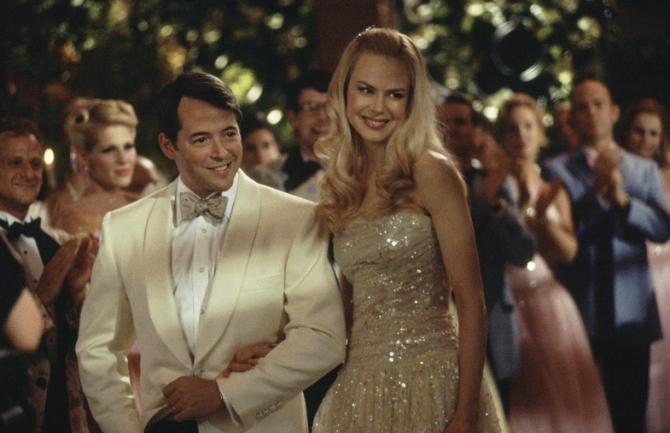 Matthew Broderick, Nicole Kidman