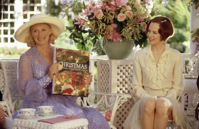 Glenn Close, Nicole Kidman