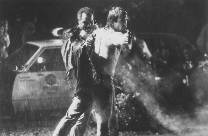 Danny Glover, Mel Gibson