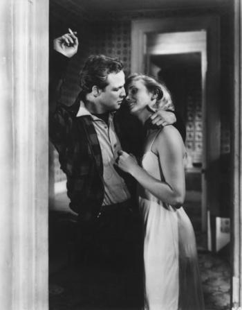 Marlon Brando, Eva Marie Saint