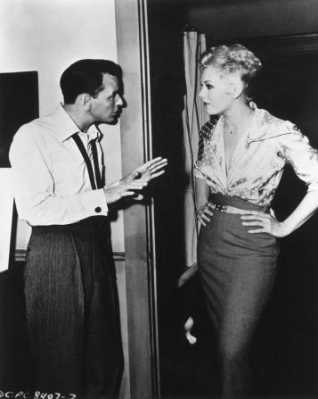 Frank Sinatra, Kim Novak