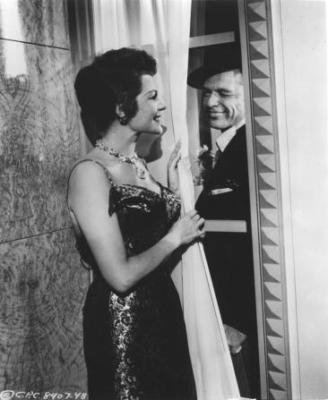 Rita Hayworth, Frank Sinatra