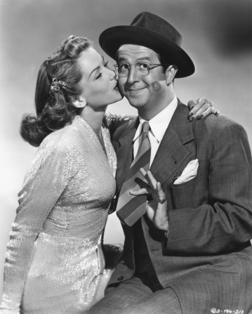 Rita Hayworth, Phil Silvers