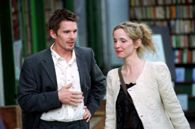 Ethan Hawke, Julie Delpy