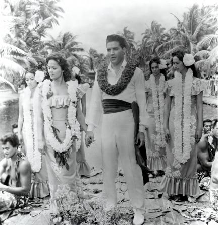 Elvis Presley, Joan Blackman