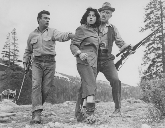 Anthony Franciosa, Anna Magnani, Anthony Quinn