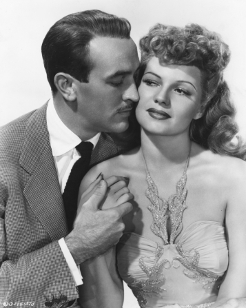 Lee Bowman, Rita Hayworth