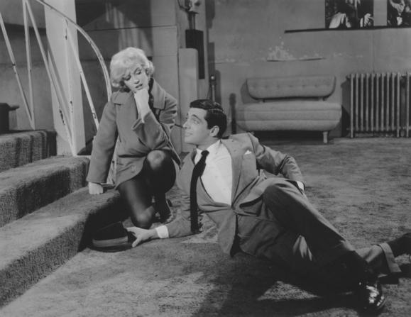 Marilyn Monroe, Frankie Vaughan