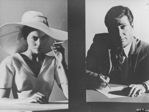 Jane Fonda, Efrem Zimbalist Jr