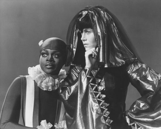 Cicely Tyson, Jane Fonda
