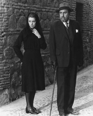 Catherine Deneuve, Fernando Rey