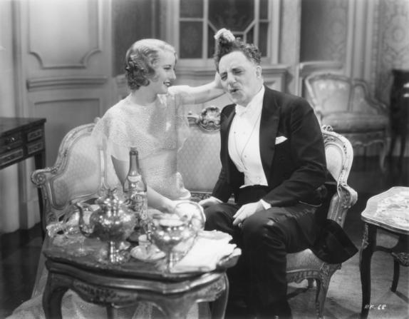 Barbara Stanwyck, Henry Kolker