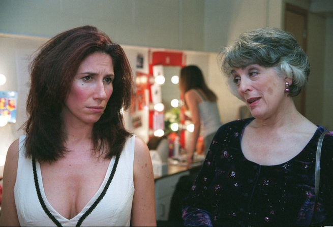 Gaynor Faye, Eleanor Bron