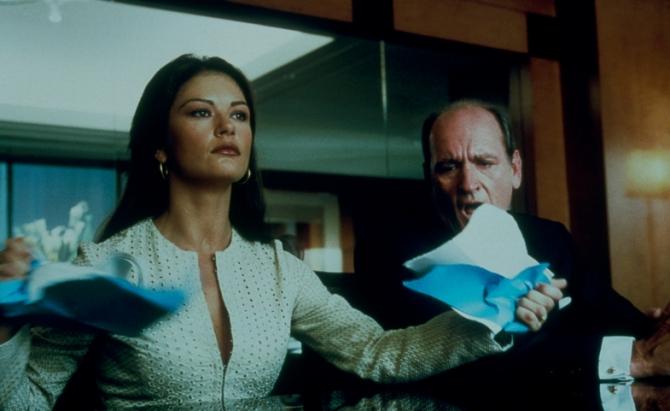 Catherine Zeta-Jones, Richard Jenkins