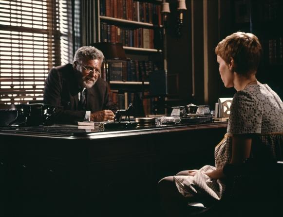 Mia Farrow, Ralph Bellamy