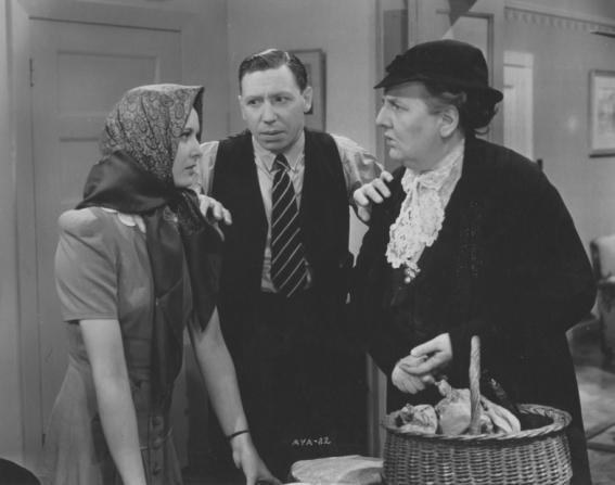 Peggy Bryan, George Formby, Elliot Mason