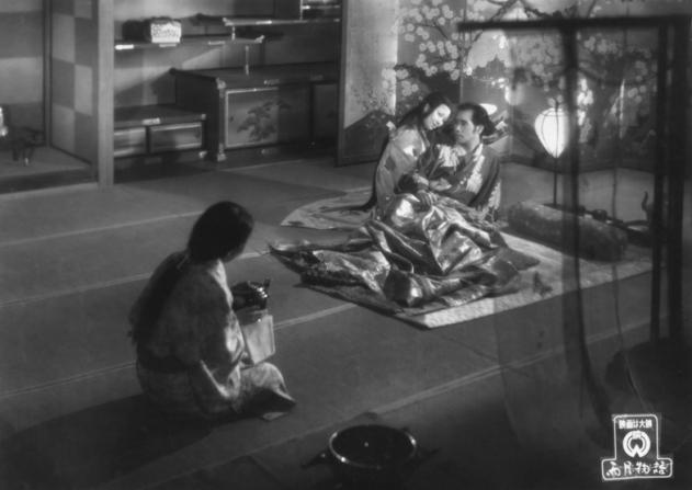 Kikue Môri, Machiko Kyo, Masayuki Mori