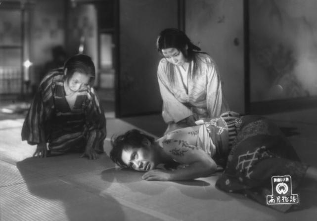 Kikue Môri, Masayuki Mori, Machiko Kyo
