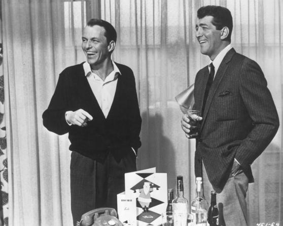 Frank Sinatra, Dean Martin