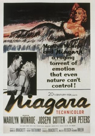 Joseph Cotten, Marilyn Monroe