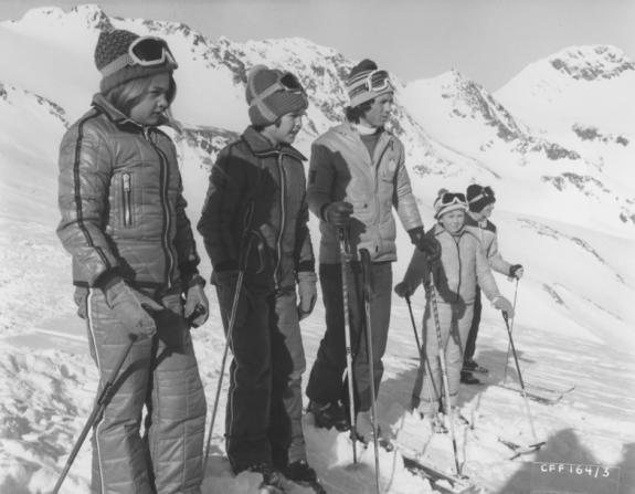 Bernadette Winship, David Ronder, Norbert Gleirscher, Ann Mannion, Michael Portman