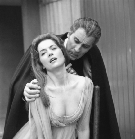 Christopher Lee, Barbara Shelley