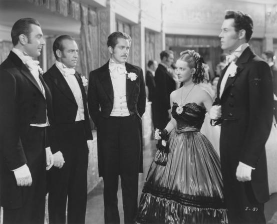 George Brent, Bette Davis, Henry Fonda