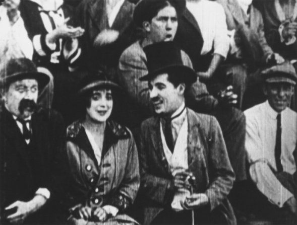 Mabel Normand, Charles Chaplin