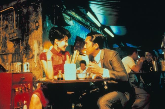 Maggie Cheung Man-yuk, Tony Leung Chiu-wai