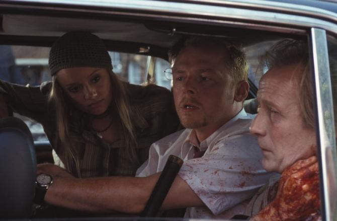 Bill Nighy, Lucy Davis