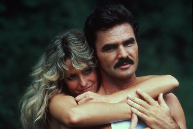 Burt Reynolds, Farrah Fawcett