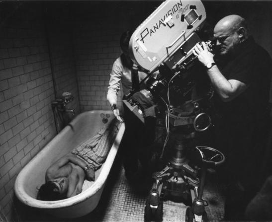 Dustin Hoffman, John Schlesinger