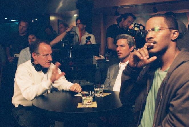 Tom Cruise, Jamie Foxx, Michael Mann