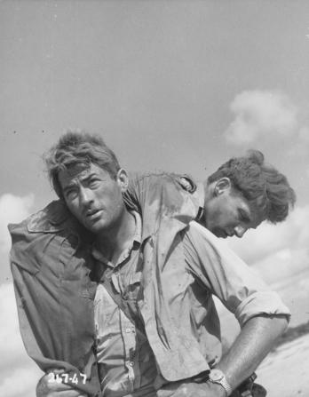 Gregory Peck, Lyndon Brook